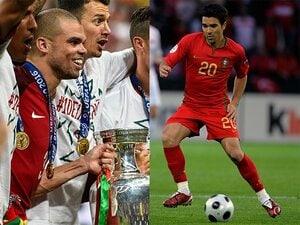 """昔はデコにマルコス・セナ、今もペペにジョルジーニョ、チアゴ… EUROを彩る""""ブラジル出身名手""""の根性がカッコいい"""