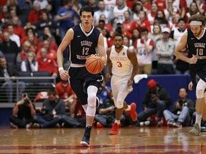 大学最後のシーズンを終えた渡邊雄太。夢のNBA入りを目指しチャレンジは続く。