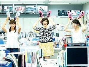 久保田智子&出水麻衣&佐藤渚 「TBSに走る女子アナをもっともっと増やしたい!」