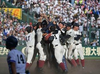 PL学園から大阪桐蔭へ――。高校野球の勢力と文化の変化。<Number Web> photograph by Hideki Sugiyama