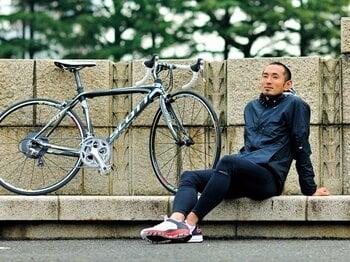 <ハードラーの「自転車」論> 為末大 「走ると漕ぐは似てます」<Number Web> photograph by Takuya Sugiyama