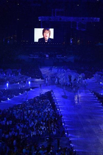 """ジョン・レノンも閉会式に""""登場""""。~ロンドン五輪2012~"""