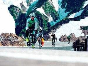 <自転車で山登り> ヒルクライムin立山 「ペダルを踏んで苦しみのその先へ」