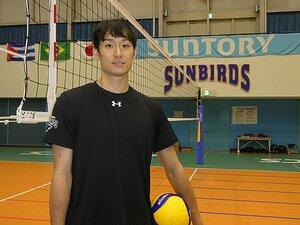 柳田将洋が4シーズンぶり復帰のサントリーに与える刺激「新人同然なのでハツラツと」