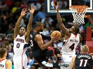 """3連覇へ試練のシーズン。ヒートが心待ちにする""""嵐""""。~NBAプレイオフで真価発揮なるか~"""