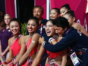 見事に復活を果たした新体操団体。山崎浩子の改革とフェアリー達の夢。