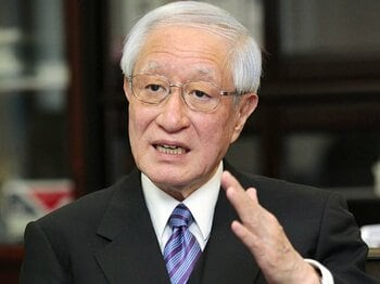 NPBコミッショナーは「球界の番人」。再任に揺れる加藤氏の資質を問う。<Number Web> photograph by KYODO NEWS