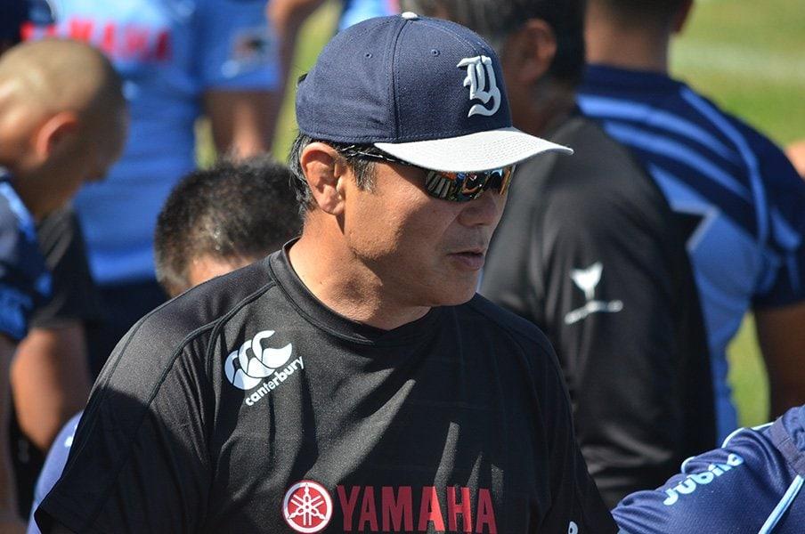 ヤマハ・清宮監督「もちろん日本一」トップリーグの短期決戦が始まる。<Number Web> photograph by Masataka Tara