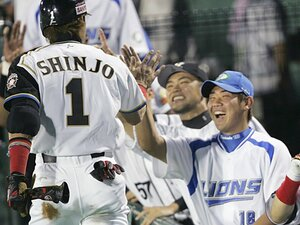 松坂大輔のいるところドラマあり。平成ラスト球宴、怪物が何か起こす。