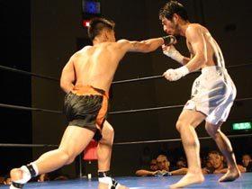ついに東京上陸!最もキケンな格闘技。