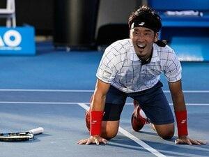 杉田祐一、全豪でトップ10に初勝利!インタビューでの意外な告白とは。
