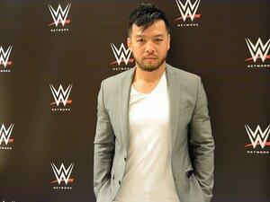 WWEで初凱旋のヒデオ・イタミ。無効試合に感じた苦悩と試行錯誤。