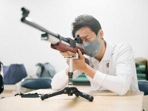 射撃はミリ単位の「静」なる攻防戦 「静止状態で自身と向き合う」水田光夏に修造、大いに共感する