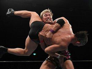 「内藤vs.棚橋」vs.「オカダvs.オメガ」。G1両国優勝戦は順当過ぎる4強に。