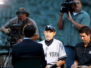 ニューヨーカーはどう感じたのか?イチロー、電撃トレードの○と×。<Number Web> photograph by Getty Images
