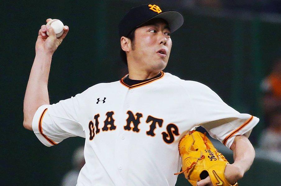 東京ドームで感じた上原投手のオーラ。現場の「面白さ」を「熱」をもって伝えたい。<Number Web> photograph by Kyodo News