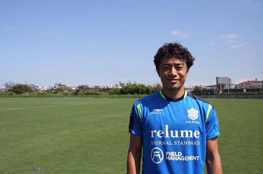 いま、梅崎司が大きく見える理由。「湘南で新たな野心が芽生えている」<Number Web> photograph by Yoichi Igawa