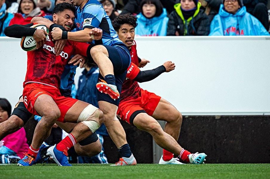 リーグを犠牲にしないジャパン強化。日本ラグビーが探す難題の解決法。<Number Web> photograph by Takuya Sugiyama