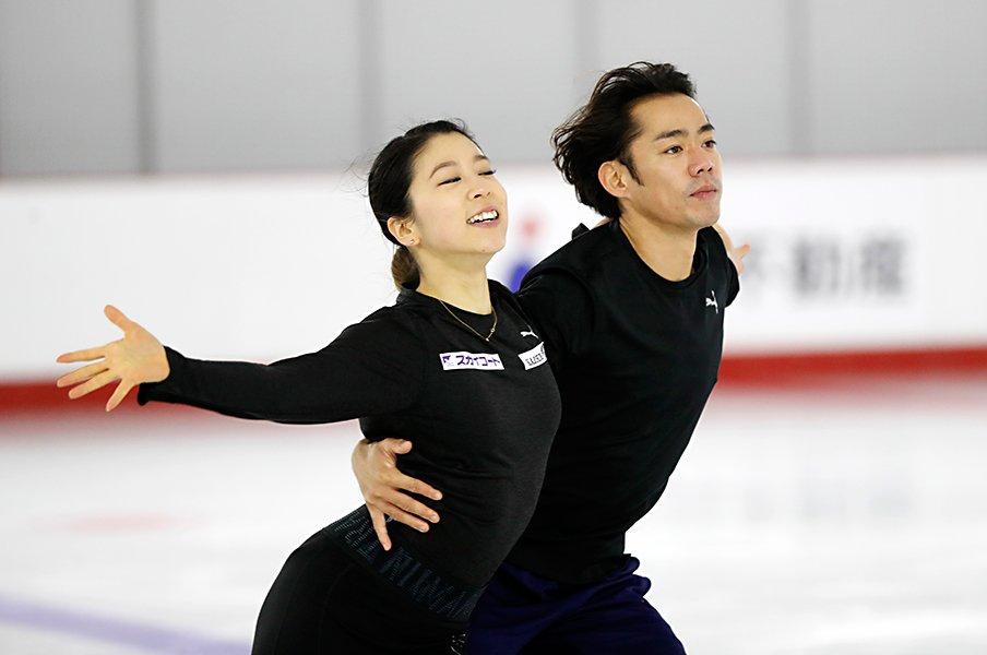 """ダンス 村 本 アイス アイスダンスの""""かなだい""""に救世主の期待 全日本選手権で活躍すれば人気種目に"""