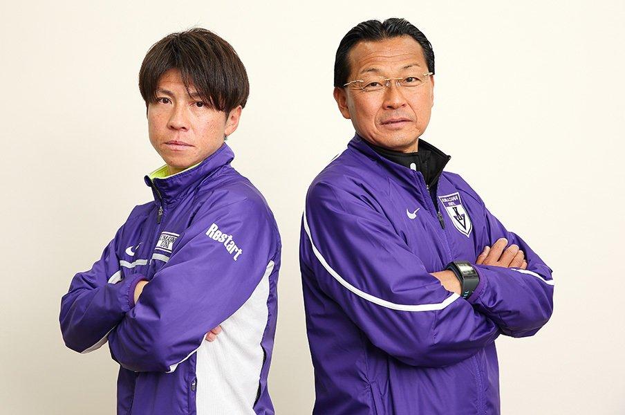名門・駒澤大学陸上競技部のカラダ作りの秘密に迫る。<Number Web> photograph by Shigeki Yamamoto