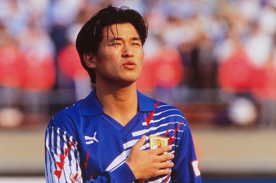 サッカー 三浦 知良