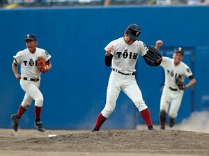 <地方大会最大の戦い>大阪桐蔭に、ライバルはいるか。
