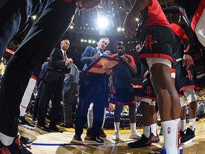 ロケッツHCが語る優勝への青写真と日本人NBAプレーヤーへの期待。