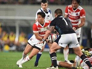 日本ラグビー、強化指針の過渡期。スコットランド戦連敗をどう見るか。