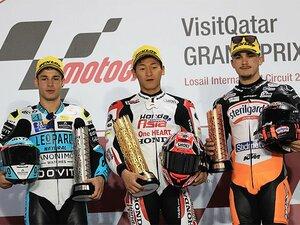MotoGP開幕戦カタール、徹底検証。ホンダ、そして日本人ライダーが躍進!