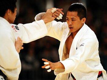 2012年ロンドン五輪に向けて再始動。不屈の柔道家・野村忠宏の挑戦。<Number Web> photograph by AFLO