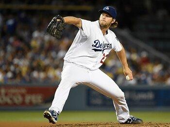 カーショーと上原、田澤の共通点。MLBが重視する「初球にストライク」。<Number Web> photograph by Getty Images