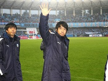 W杯落選、手術……、激動の2014年。今、中村憲剛が語る「サッカー愛」。<Number Web> photograph by J.LEAGUE PHOTOS