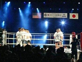 格闘技に新しい波、キーワードは「地方」。<Number Web> photograph by Susumu Nagao