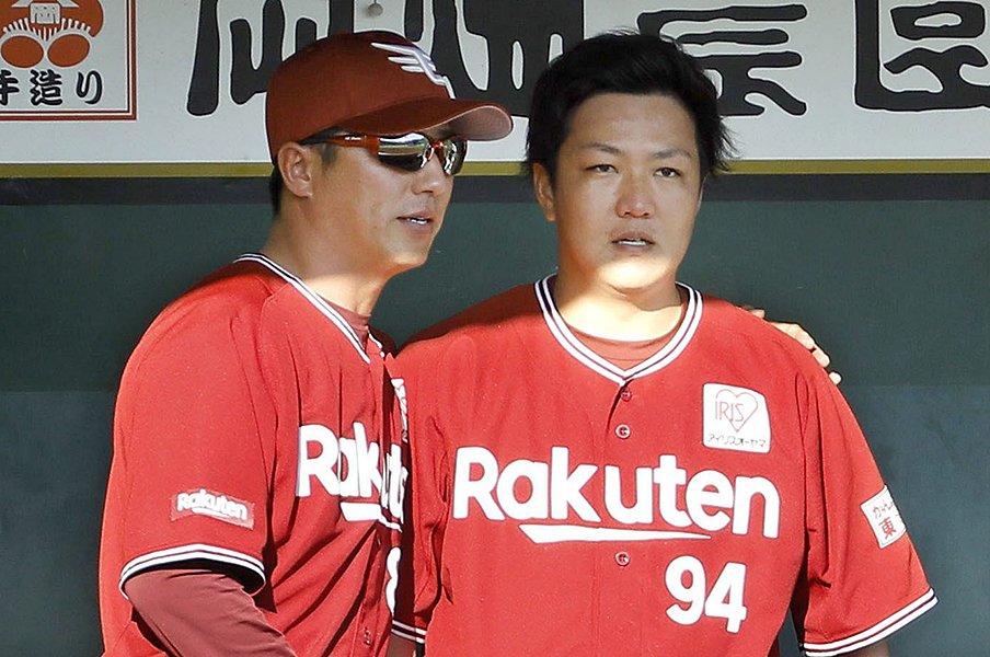 クビ寸前から一転、楽天の救世主。石橋良太が育成降格から大逆襲!<Number Web> photograph by Kyodo News