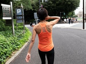 角田光代<特別寄稿>「私の速度、私のゴール」