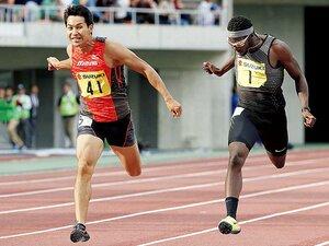 今季は100mだけじゃない。飯塚翔太の見せるこだわり。~末續慎吾の200m記録を超えて、20秒切りを目指す~
