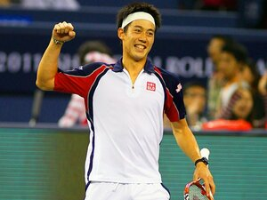 歴代最高ランクに登った錦織圭の「大人のテニス」。~松岡修造の記録を大幅更新~