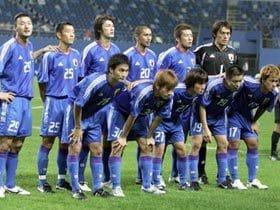 2005年東アジア選手権VS中国戦(2005年8月3日)