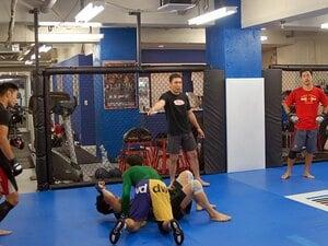 UFC常連も門戸を叩く格闘技ジムで長南亮が思い描く、米国制圧の野望。