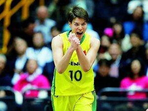 「自分には伸びしろしかない」。五輪メダルの鍵は渡嘉敷にあり。~女子バスケ、5年連続MVPの新たな意欲~