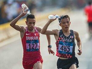 東京五輪の酷暑マラソンは任せろ!アジア金の井上大仁、驚くべき工夫。