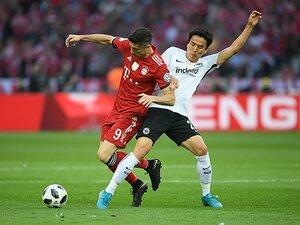 ドイツは今季もバイエルン無双?まず長谷部フランクフルトが挑む。