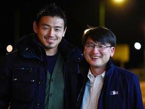【引退】五郎丸歩と過ごした不思議なトゥーロンの夜…語り合ったジャパン、早稲田、ラグビーのこと「飲むの遠慮しないでくださいよ」