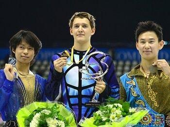 町田とコフトゥンがGPファイナルへ。残るNHK杯で出場権を得るのは誰?<Number Web> photograph by Getty Images
