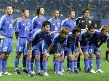 2005年東アジア選手権VS中国戦(2005年8月3日)<Number Web> photograph by Naoya Sanuki