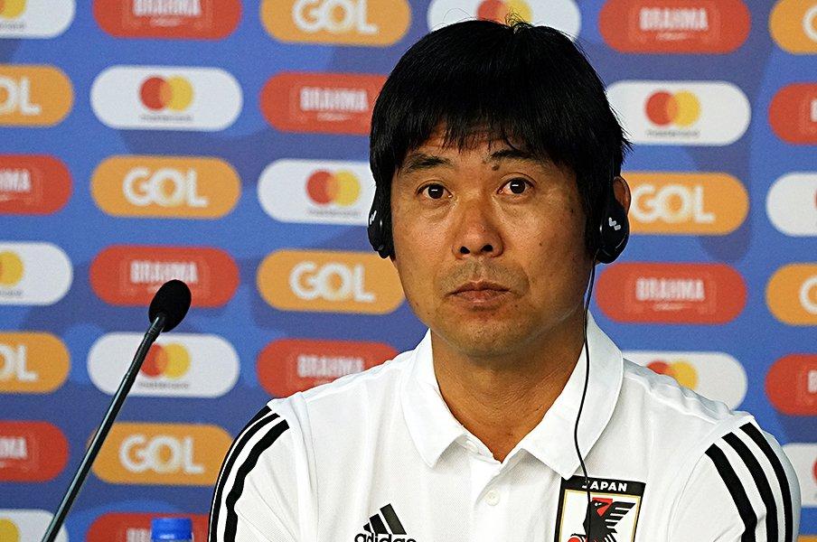 南米では正直者がバカを見る?日本代表「走るサッカー」の限界。<Number Web> photograph by Getty Images