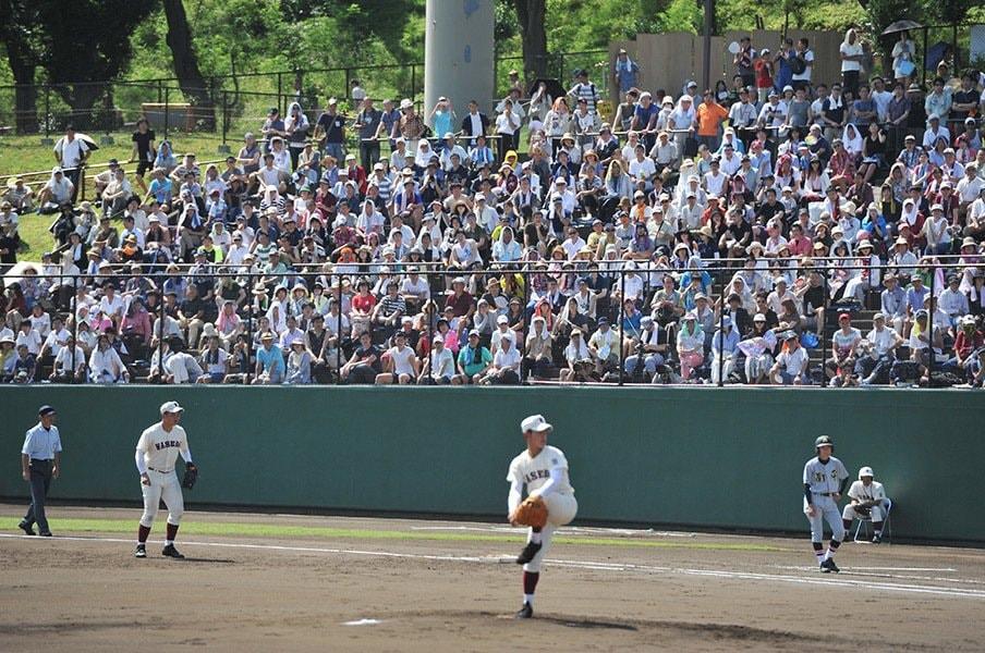 プロアマ協定がない分、より熾烈?大学野球部が狙う高校生の条件は。<Number Web> photograph by Hideki Sugiyama