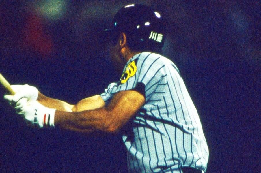 """川藤幸三が語った""""タイガースの血""""。「ときにはアホ丸出しで結構」<Number Web> photograph by Sports Graphic Number"""