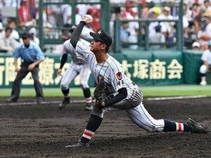 菊池雄星や吉田輝星と同じ、浦和学院・渡辺勇太朗のある動作。
