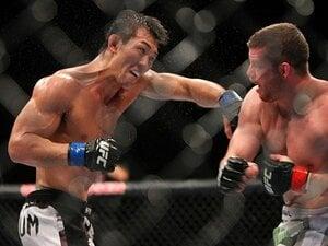 "UFCの頂点へ向かう、""稲妻""岡見勇信の成長。~ミドル級タイトルマッチ挑戦へ~"